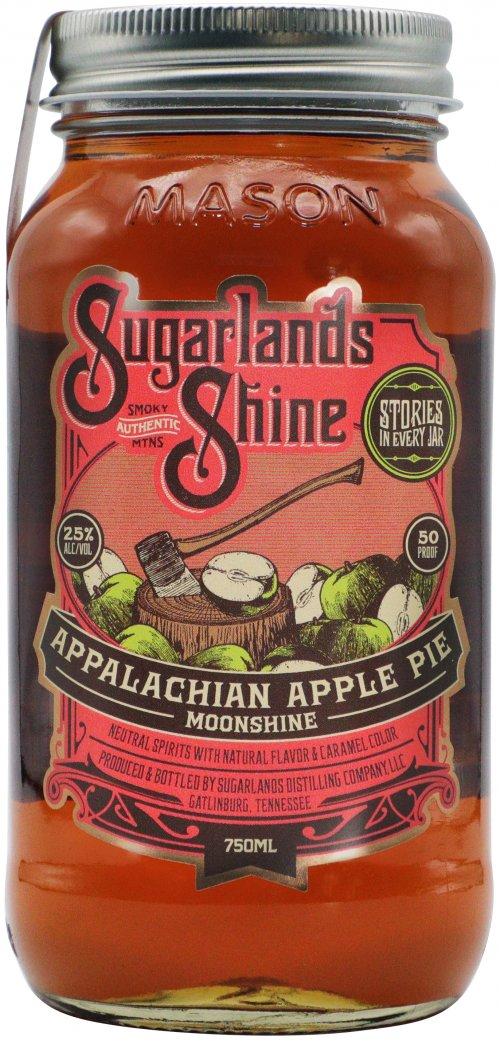 Sugarlands Appalachian Apple Pie Moonshine