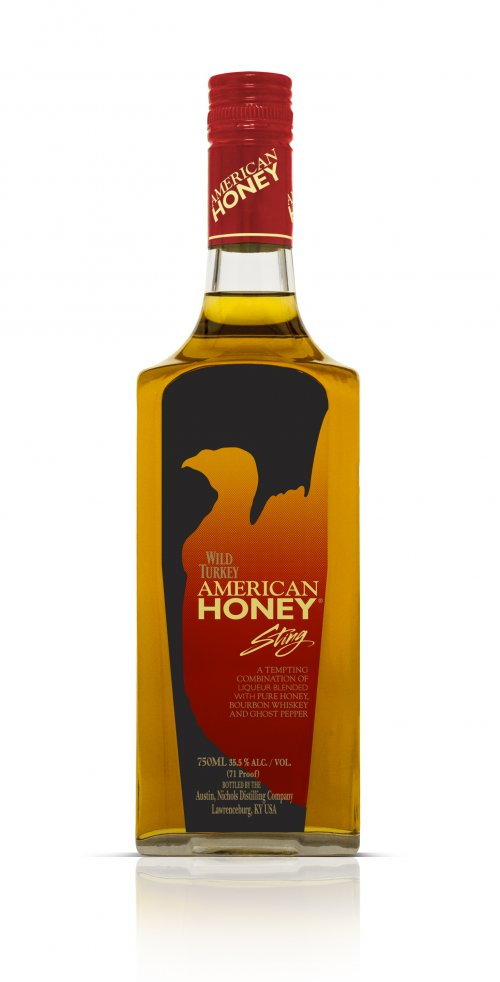 Wild Turkey American Honey Sting