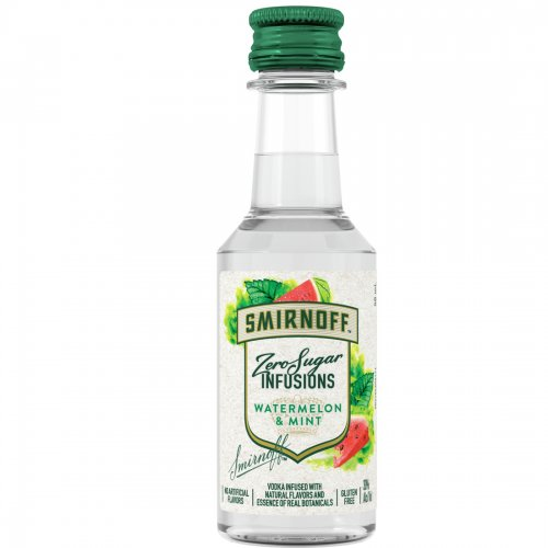 Smirnoff Zero Sugar Infusion Watermelon & Mint Mini