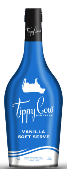 Tippy Cow Vanilla Soft Serve