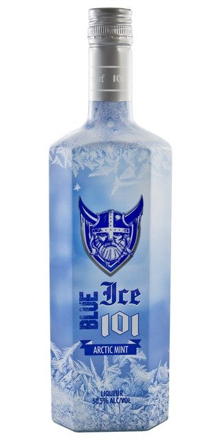 Ice 101 Peppermint Schnapps