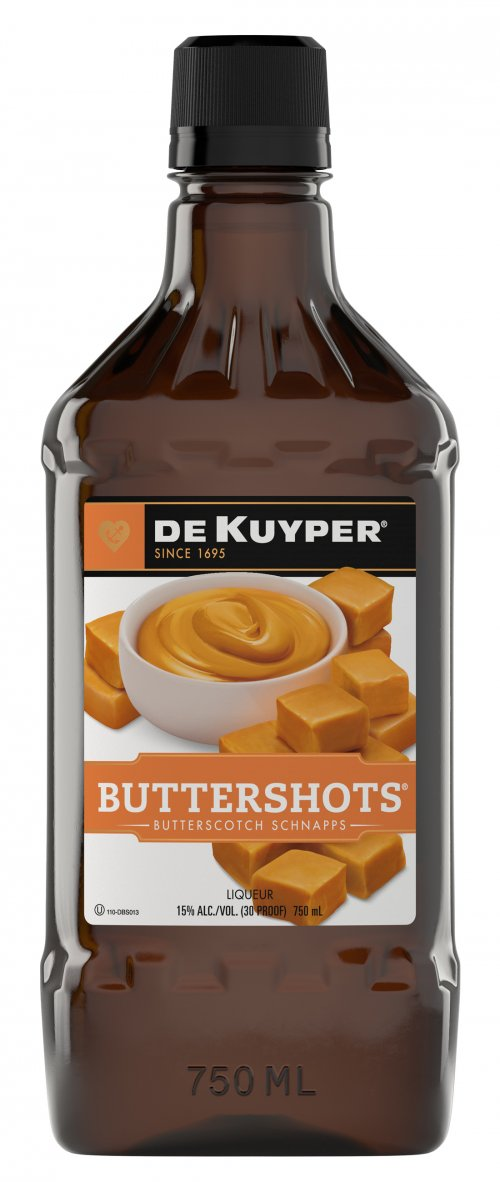 Dekuyper Buttershots PET