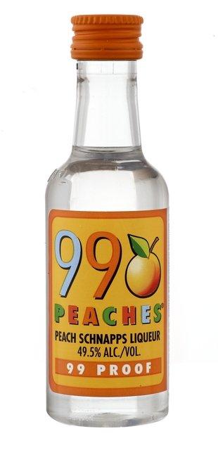 99 Peaches PET Mini