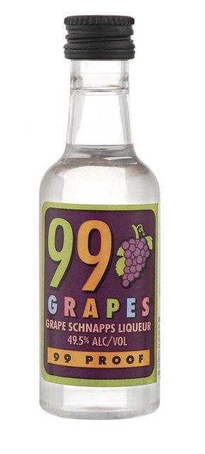 99 Grapes PET Mini