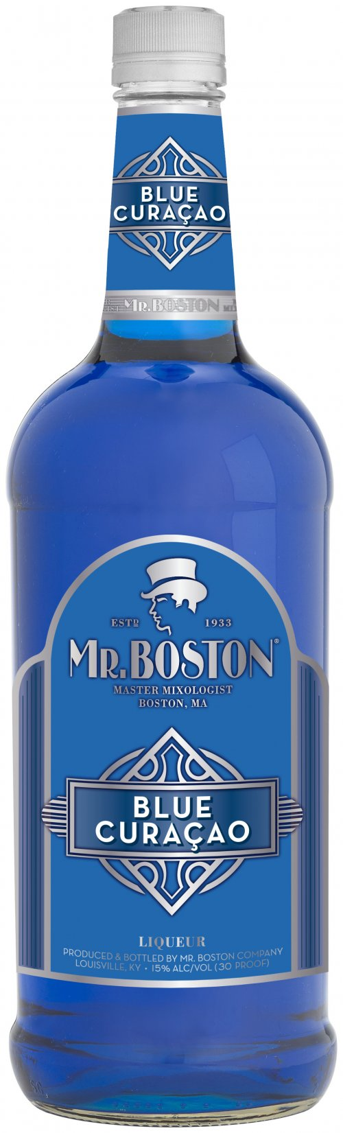 Mr. Boston Blue Curacao