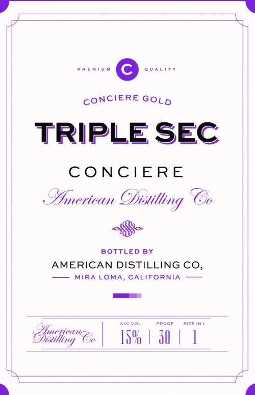 Conciere Triple Sec