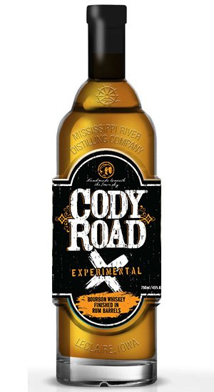 Cody Road Experimental - Rum Barrel Finish Bourbon