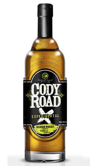 Cody Road Experimental Tequila Barrel Finish