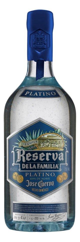 Jose Cuervo Reserva De La Familia Platino