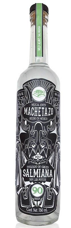 Mayalen Machetazo Salmiana