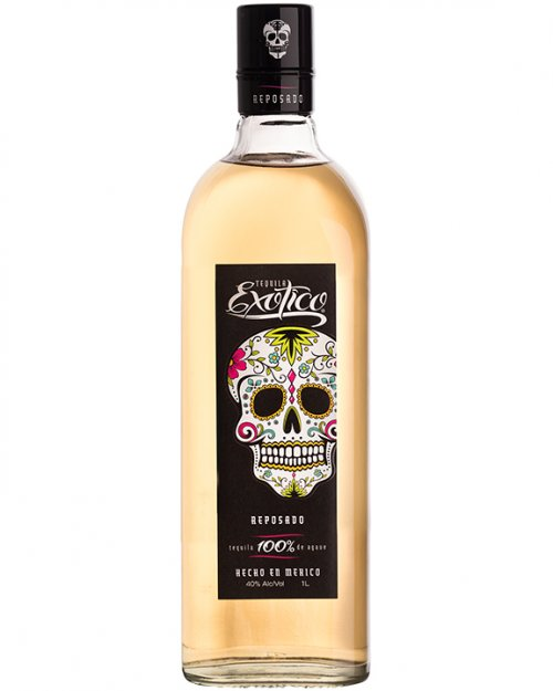 Exotico Reposado 100 Agave Tequila Iowa Abd