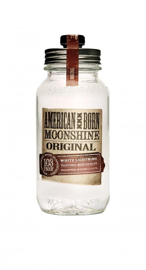 SOOH American Born Original Moonshine