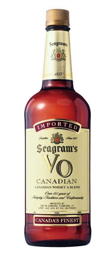 Seagrams VO Canadian Whiskey