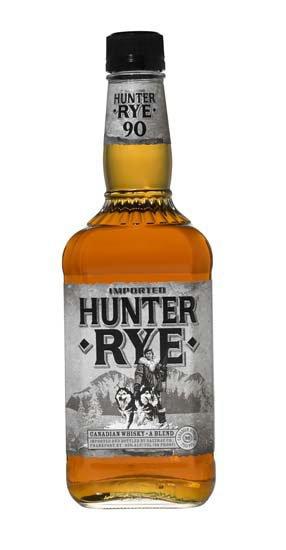 Canadian Hunter Rye