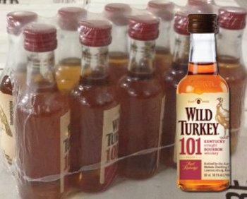 Wild Turkey 101 Mini