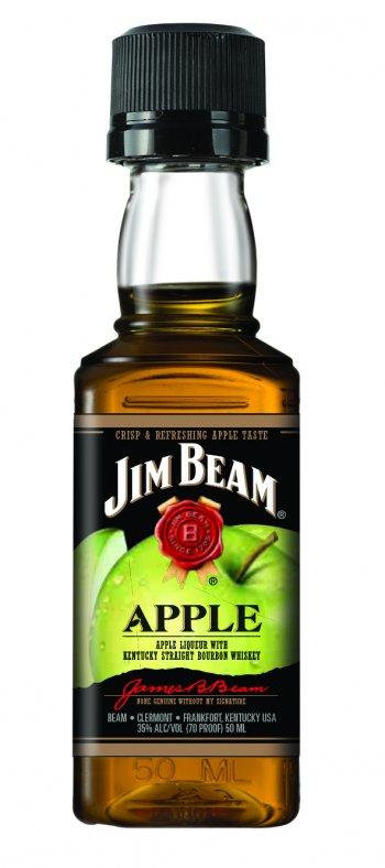 Jim Beam Apple Mini