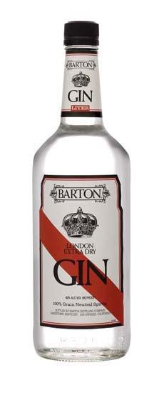 Barton Gin