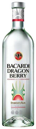Bacardi Dragon Berry