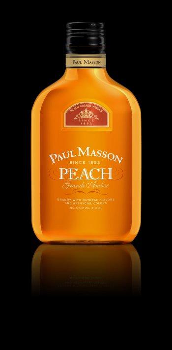 Paul Masson Peach Grande Amber Brandy