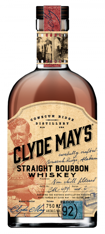 Clyde Mays Straight Bourbon