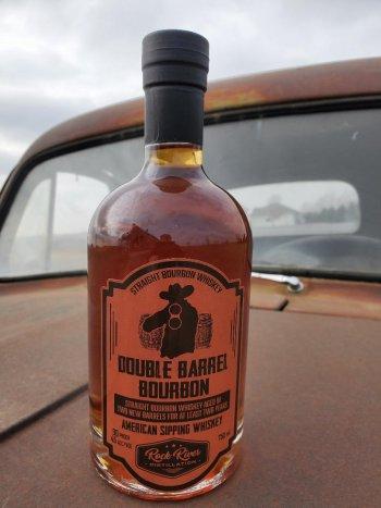 Double Barrel Bourbon