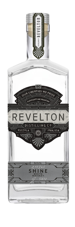 Revelton Shine White Whiskey