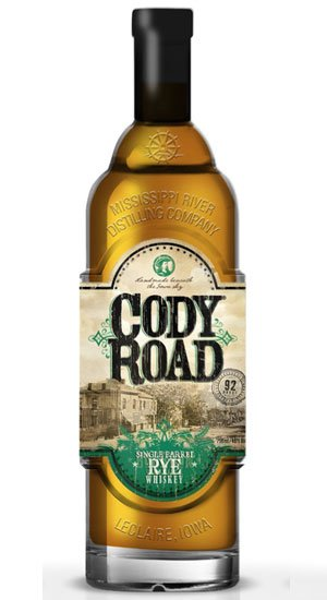 Cody Road Single Barrel Rye