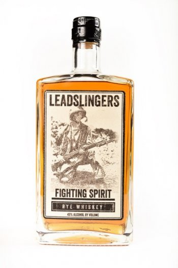 Leadslingers Fighting Spirit Rye