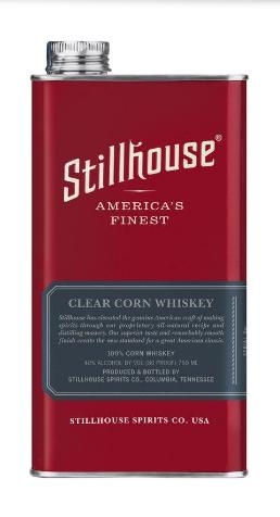 Stillhouse Clear Corn Whiskey