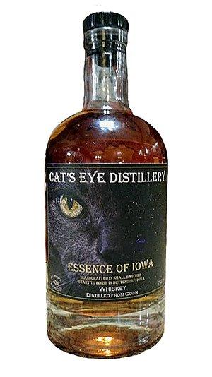 Essence of Iowa Whiskey