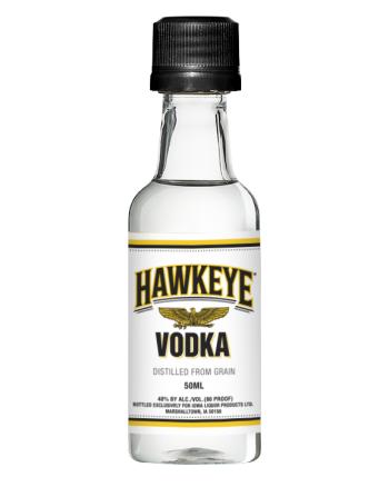 Hawkeye Vodka Mini