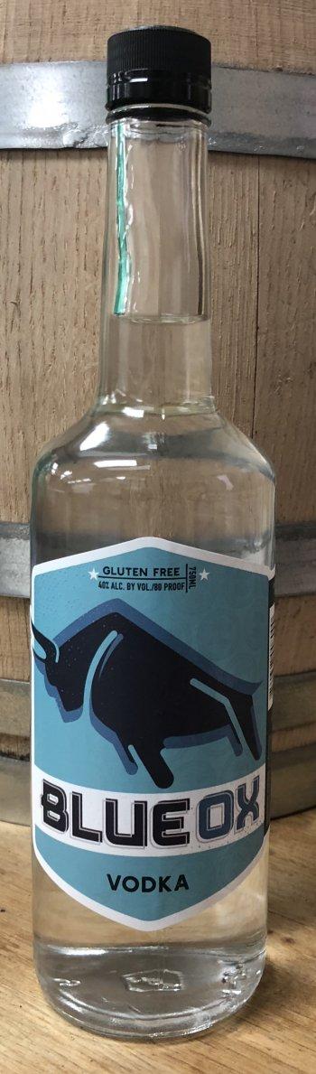 Blue Ox Vodka