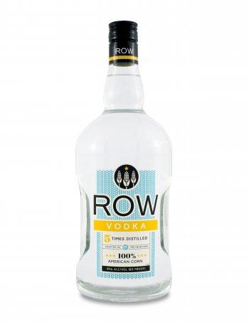 Row Vodka