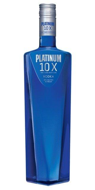 Platinum 10x Vodka