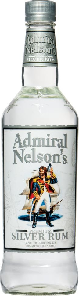 Admiral Nelson Silver