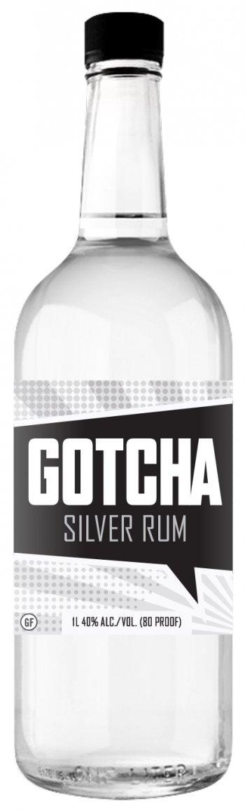 Gotcha Silver Rum