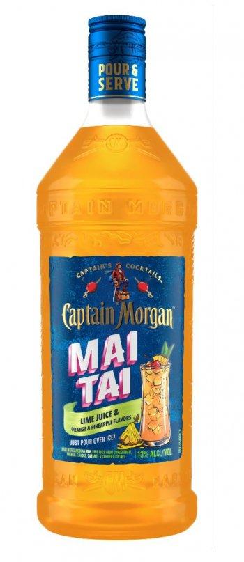 Captain Morgan Mai Tai RTD