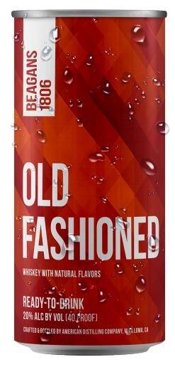 Beagans Old Fashioned