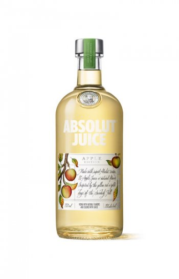Absolut Juice Edition Apple