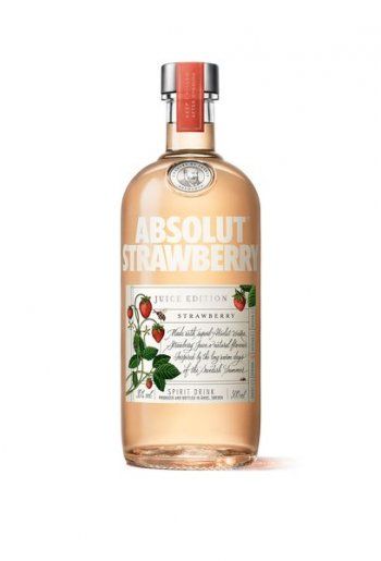Absolut Juice Edition Strawberry