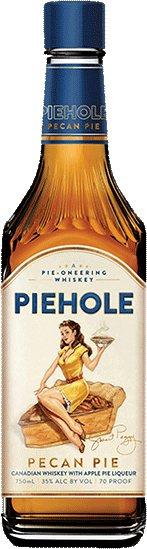 Piehole Pecan Pie