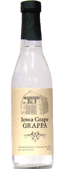Two Jays Grappa