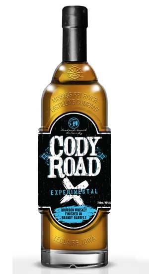 Cody Road Experimental - Brandy Barrel Finish Bourbon DISCO