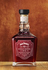Jack Daniel's 4YR Rye Single Barrel