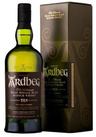 Ardbeg 10 Yr Islay Single Malt Scotch