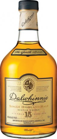 Dalwhinnie 15YR Single Malt Scotch