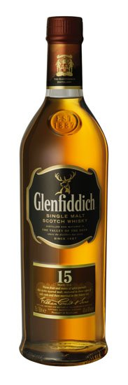 Glenfiddich 15 Yr Solera Reserva