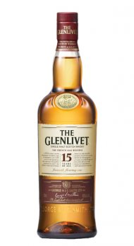 Glenlivet 15YR French Oak