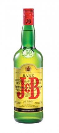 J & B Rare Scotch