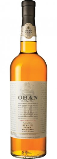 Oban Single Malt Scotch